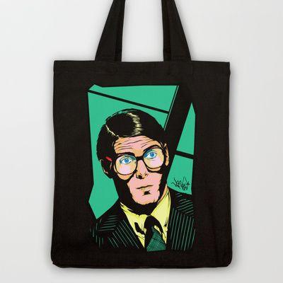 Kent Tote Bag by Vee Ladwa - $18.00