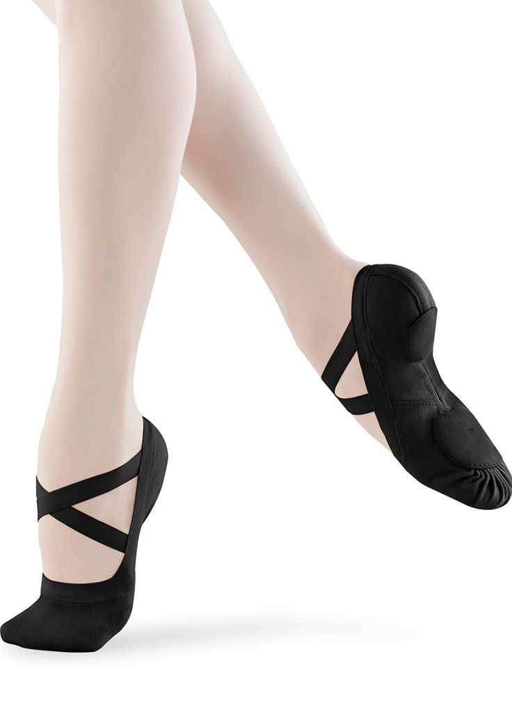 Bloch+Black+Synchrony+Womens+Ballet+Shoes