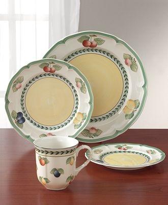 Dinnerware French Garden Collection Dinnerware Casual