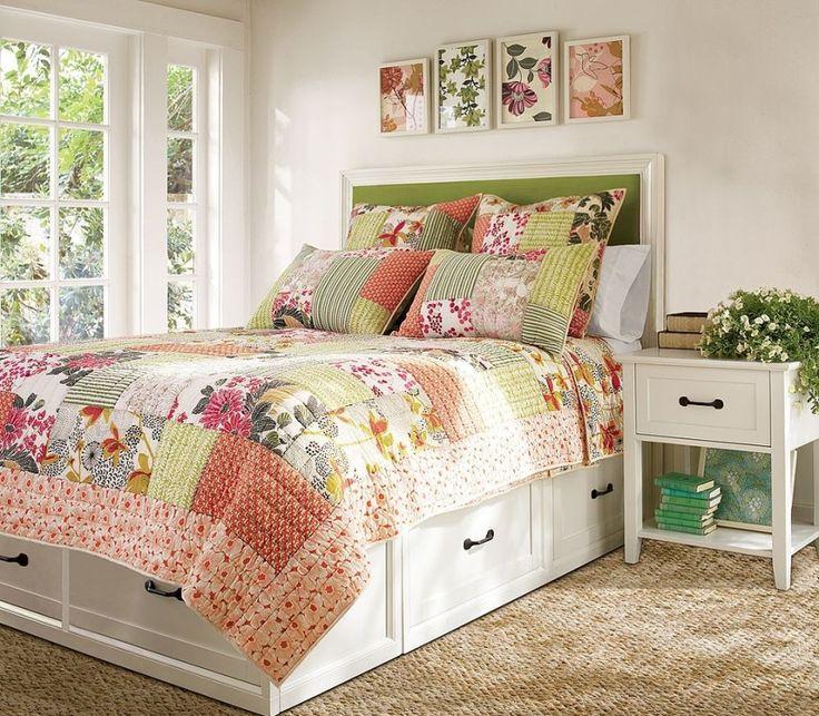 Как оформить спальню в стиле прованс
