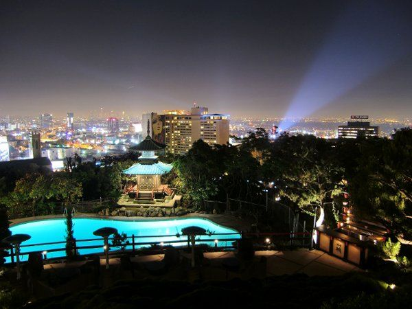 48 best los angeles rooftops images on pinterest rooftop for Romantic restaurants in california