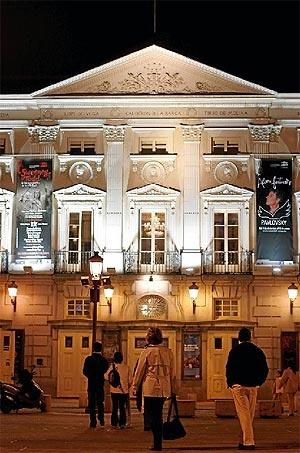 Teatro Español  Madrid Spain