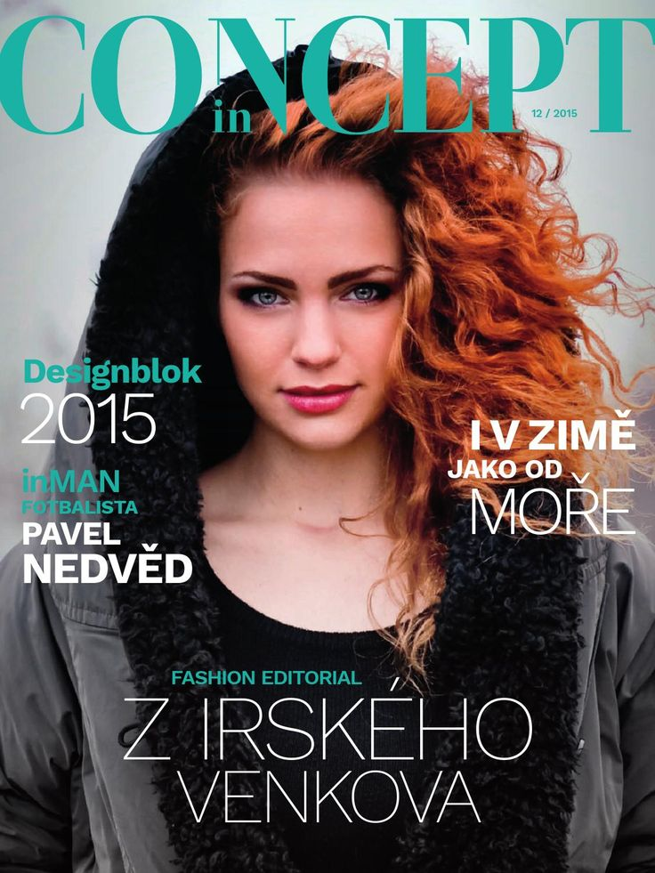 inCONCEPT 12/2015  Fashion & Lifestyle magazine December