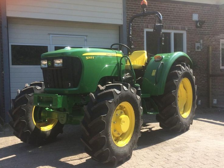 ≥ John Deere 5055E 50 draai uren! Inruil Mogelijk - Agrarisch | Tractoren - Marktplaats.nl