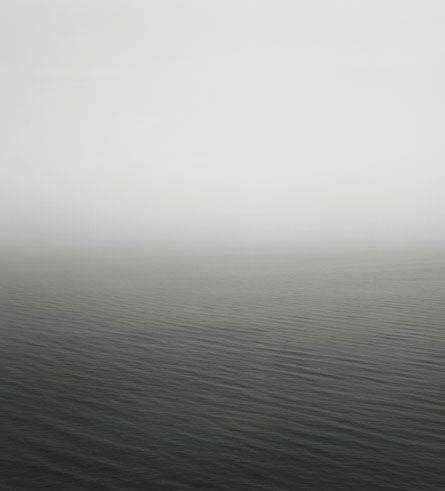 Hiroshi Sugimoto Seascape. www.portfolio-oomph.com Online support covering all aspects of applying to art college.