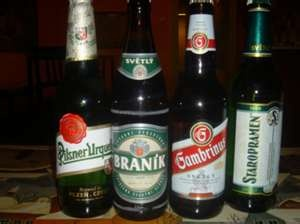 Pick the Gambrinus first and only