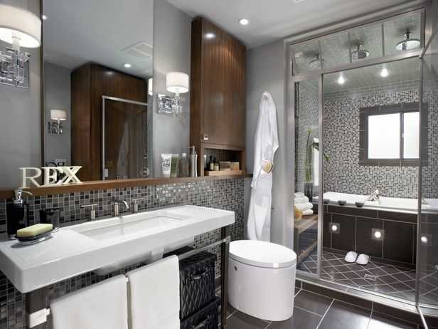 Best Divine Candice Olson Images On Pinterest Asian Paints - Candice olson small bathroom designs