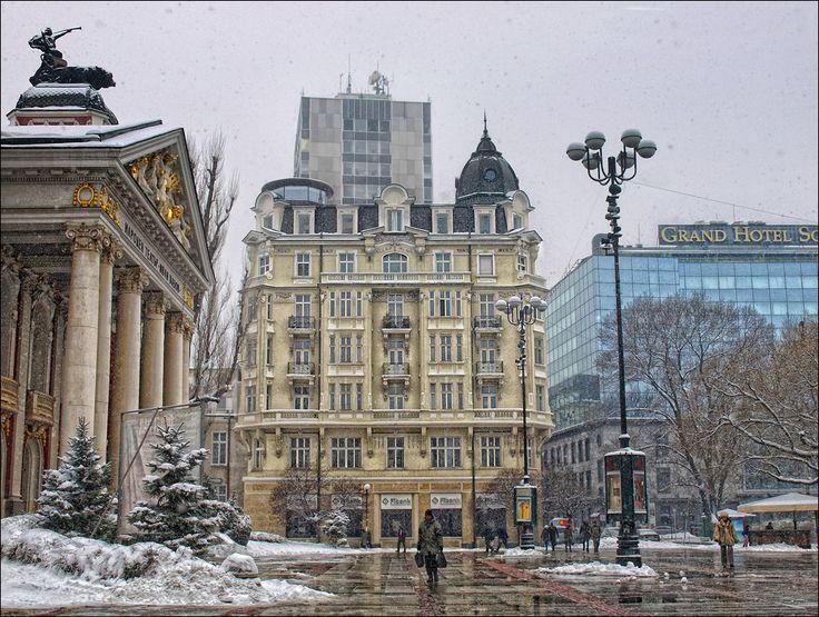 Sofia, Bulgaria http://bulgariatravelagent.com/sofia