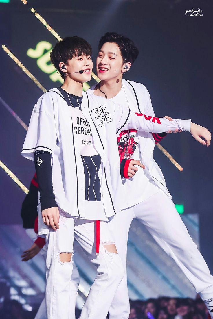 Seonho et Guanlin