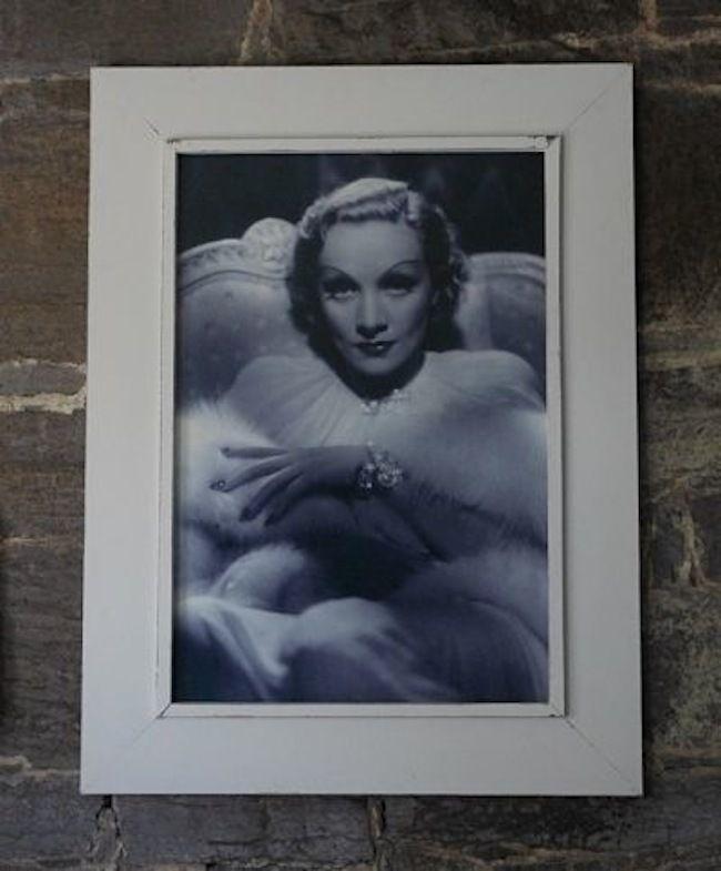 pink pig - Marlene Dietrich - Desire, $300.00 (http://www.pinkpigwestport.com/marlene-dietrich-desire/)