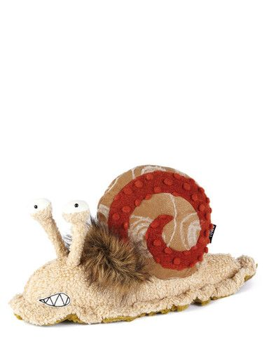 Smooth George - designer plush toy snail - Beasts by sigikid - 38321