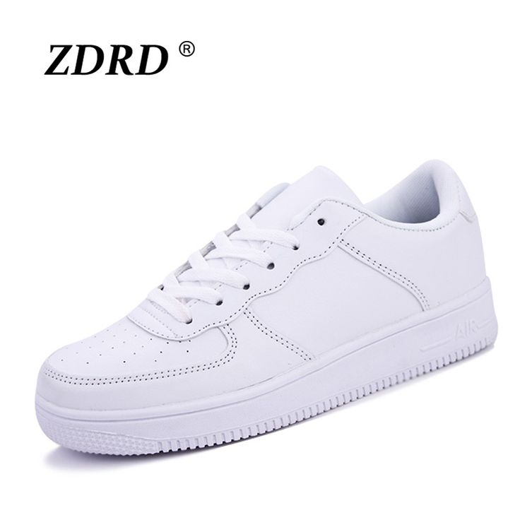 2017 Newest Classic All White Men's Casual Shoes Footwear Unisex Outdoor Breathable Walking Shoes Lovers Shoes Plus Size #jewelry, #women, #men, #hats, #watches, #belts, #fashion