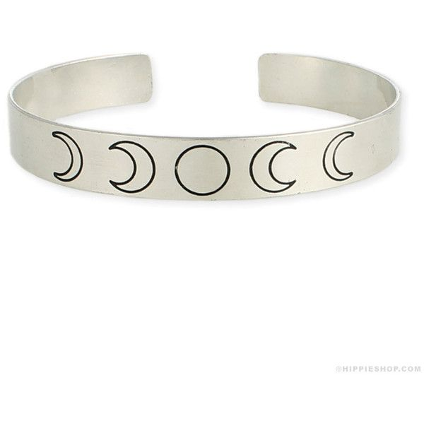 Lunar Eclipse Bracelet on Sale for $12.99 at The Hippie Shop ($13) ❤ liked on Polyvore featuring jewelry, bracelets, hippie jewelry and hippy jewelry
