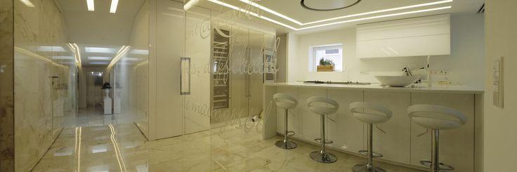 Oltre 25 fantastiche idee su illuminazione a soffitto su - Impianto audio casa incasso ...