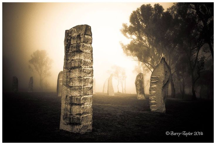 Standing Stones, Glen Innes NSW, Australia. by Barry Taylor on 500px