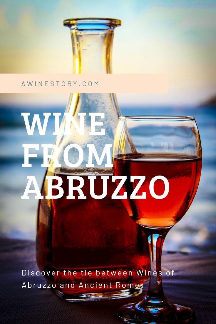 Wine From Abruzzo Is Delicious Wine From Central Italy Pecorino Passerina And Montepulciano Are Top Red And White Ita Montepulciano Wine Italian Wine Abruzzo