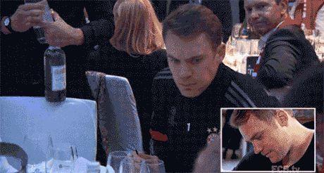 Just Manuel Neuer...