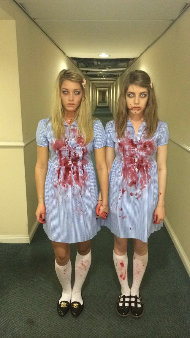 The Grady twins from The Shining Halloween costume