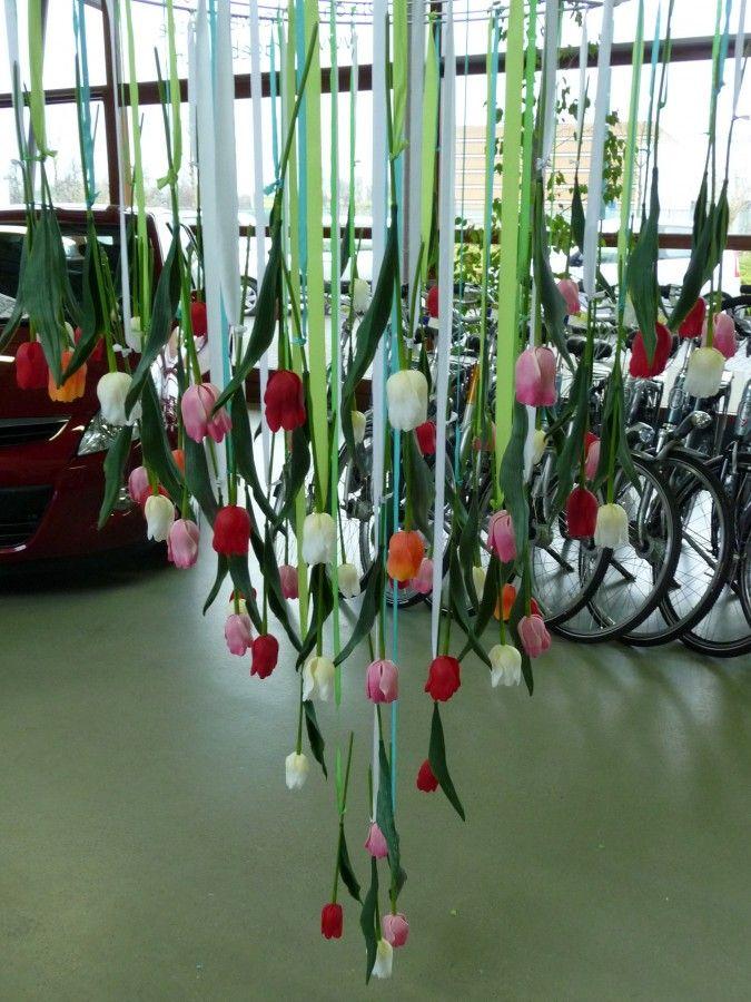 etalage decoratie voorjaar - Google zoeken