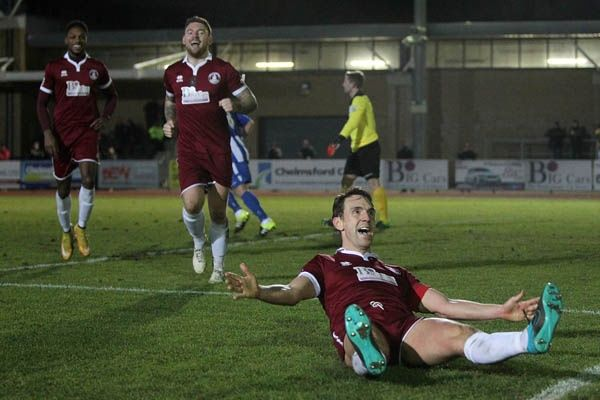 Chelmsford City 4-1 Bishop's Stortford - 1 March 2016 - Chelmsford City FC