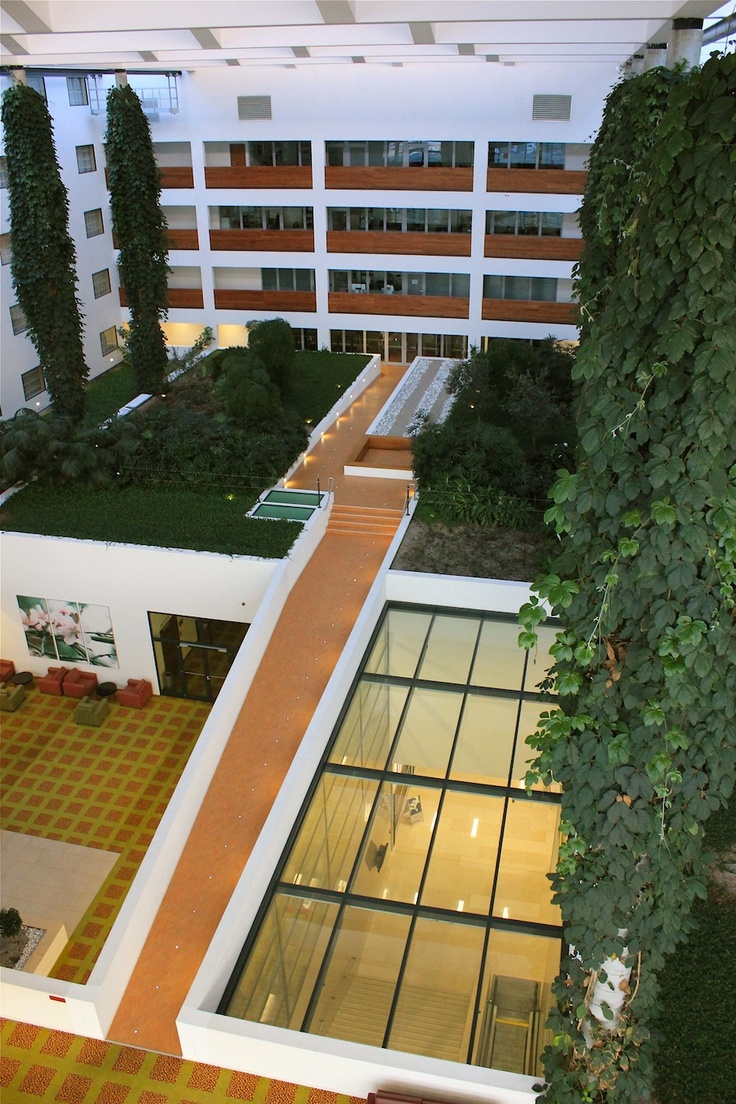 March 15, 2013. Prague Airport has an excellent Courtyard by Marriott which is homey and steps from the terminal.