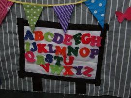Alfabet-bord