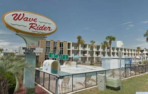 Wave Rider Resort DMCH Myrtle Beach Offering a seasonal outdoor pool and views of the pool, the adults-only Wave Rider Resort DMCH is set in Myrtle Beach in the South Carolina Region, 2 km from Myrtle Manor.  All rooms are equipped with a TV. Wave Rider Resort DMCH features free WiFi.