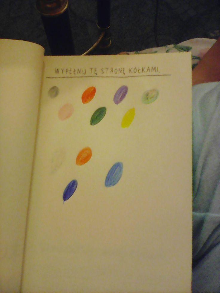 Moje kolorowe kropki