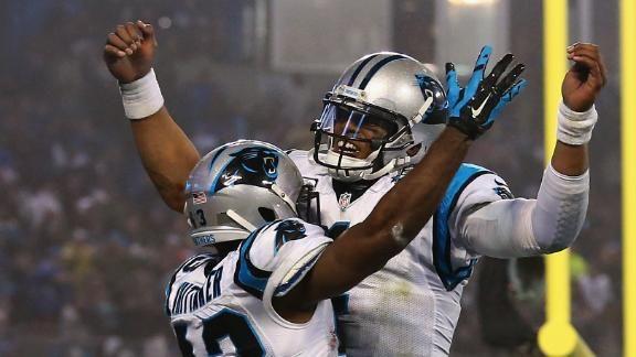 Rapid Reaction: Carolina Panthers -- Defense, running game power Panthers past the Arizona Cardinals.
