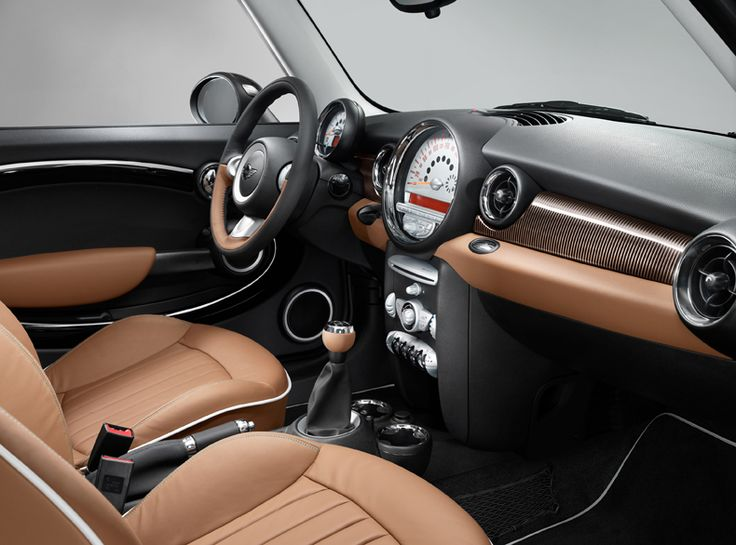 Mini Cooper S Interior Images