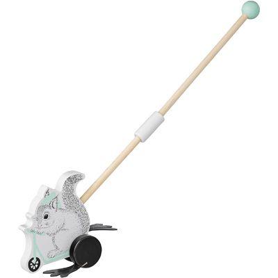 Ecureuil à pousser - Bloomingville : je veux courir partout avec lui