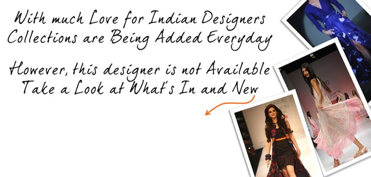 Collection by 'Amit Talwar'   Strandofsilk.com - Indian Designers