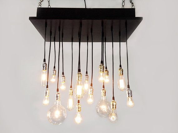 17 Best images about Office – Modern Industrial Chandelier