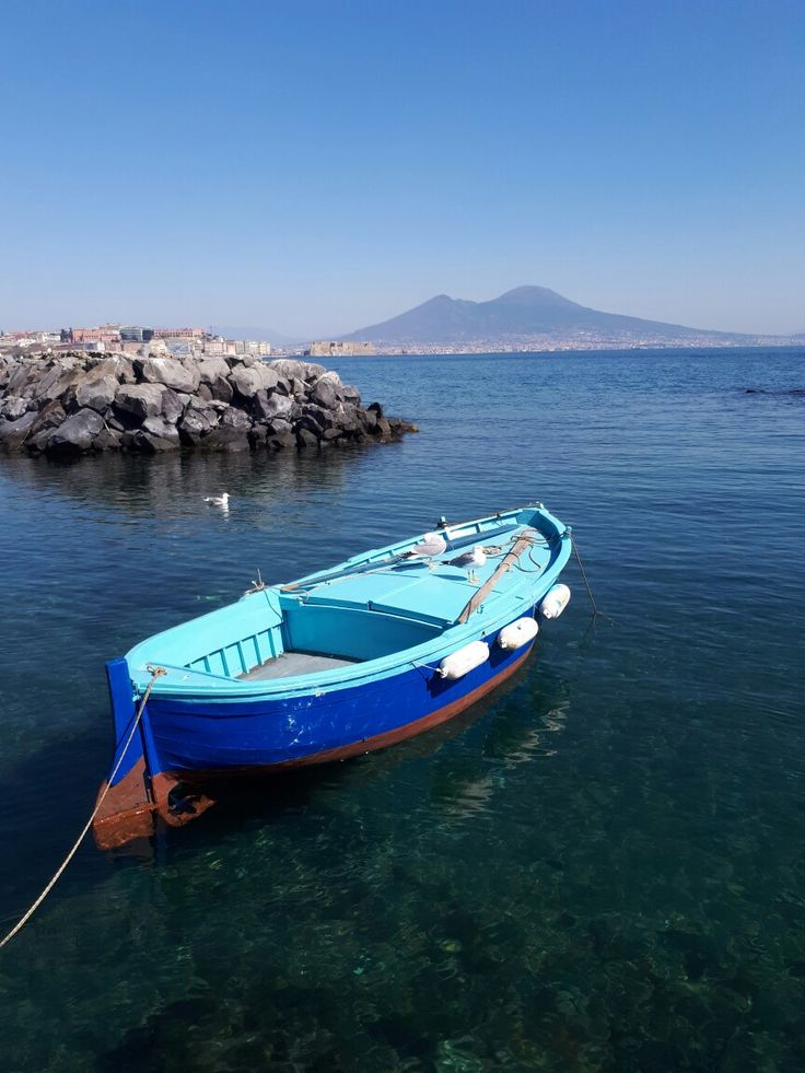 #napoli #neapol #naples #italy #italia #mare #sea #vesuvio #volcano
