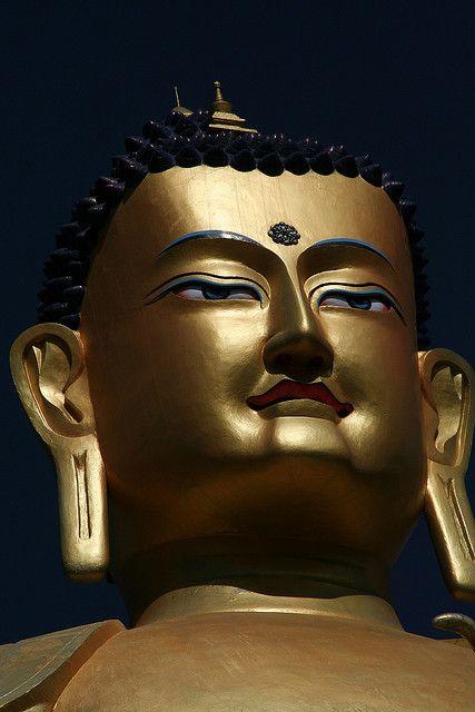 Face of Buddha - Ladkha