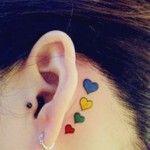 Small Heart Tattoos On Wrist | on hip heart tattoo on shoulder heart tattoo on wrist