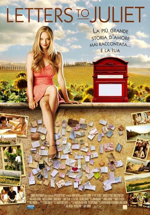 Letters to Juliet, the film shot in Tuscany Caparzo/Borgo Scopeto