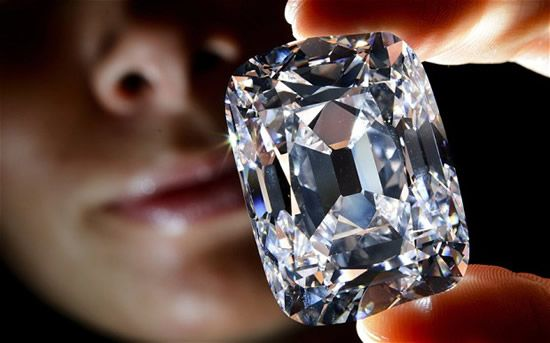 The 76.02-carat Archduke Joseph Diamond fetched a record 21.5 million at Christie's Geneva Magnificent Jewels auction