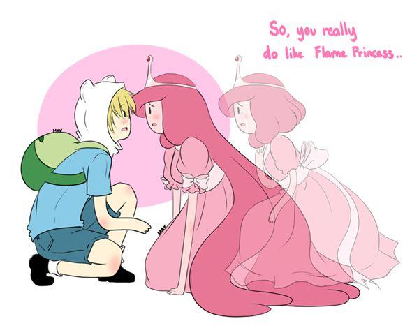 aww poor princess bubblegum