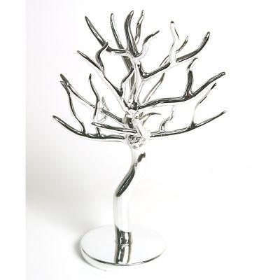 Smyckesträd Mia silver i gruppen Dekoration / Skulpturer hos Chilli AB (33380)