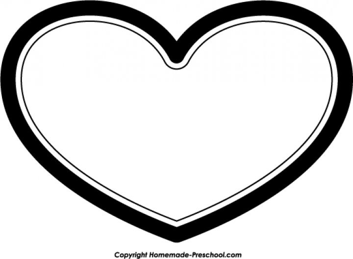 PNG+Heart+Clip+Art+Black+And+White