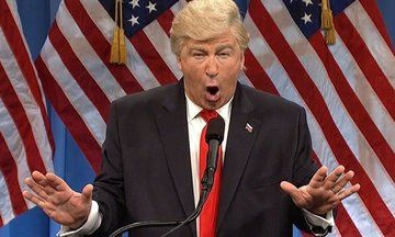 Alec Baldwin's Trump Takes On Obamacare And Golden Showers On 'SNL'   The Huffington Post