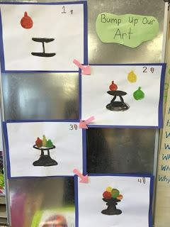 Fantastic Bump It Up wall for Kindergarten from Natural Curiosity in FDK