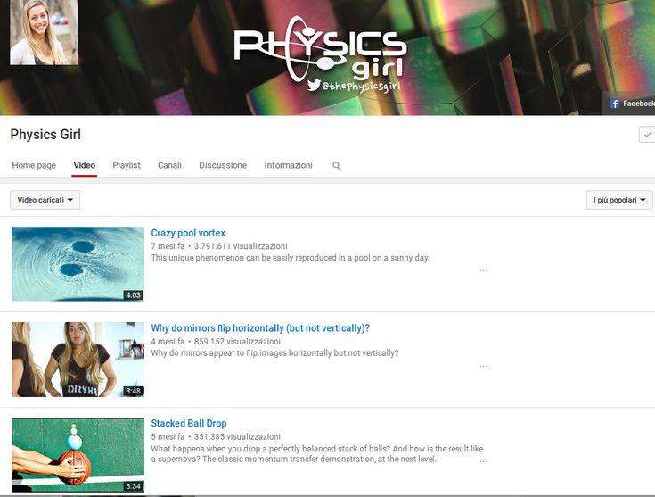 Sulla difficolta' di comunicare la Scienza / Dianna Cowern, a/k/a Physics Girl