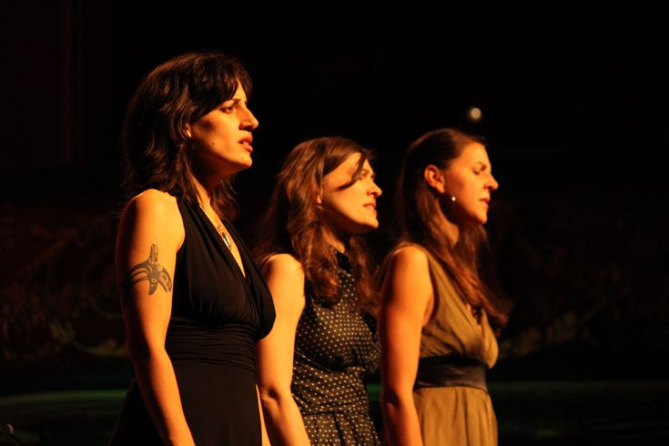 Fort Lewis College Presents The Wailin Jennys in March 2015!