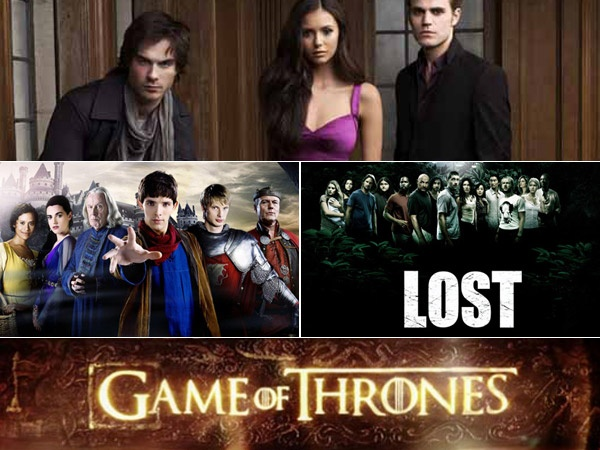 amazing fantasy tv series and some of these are new for me.