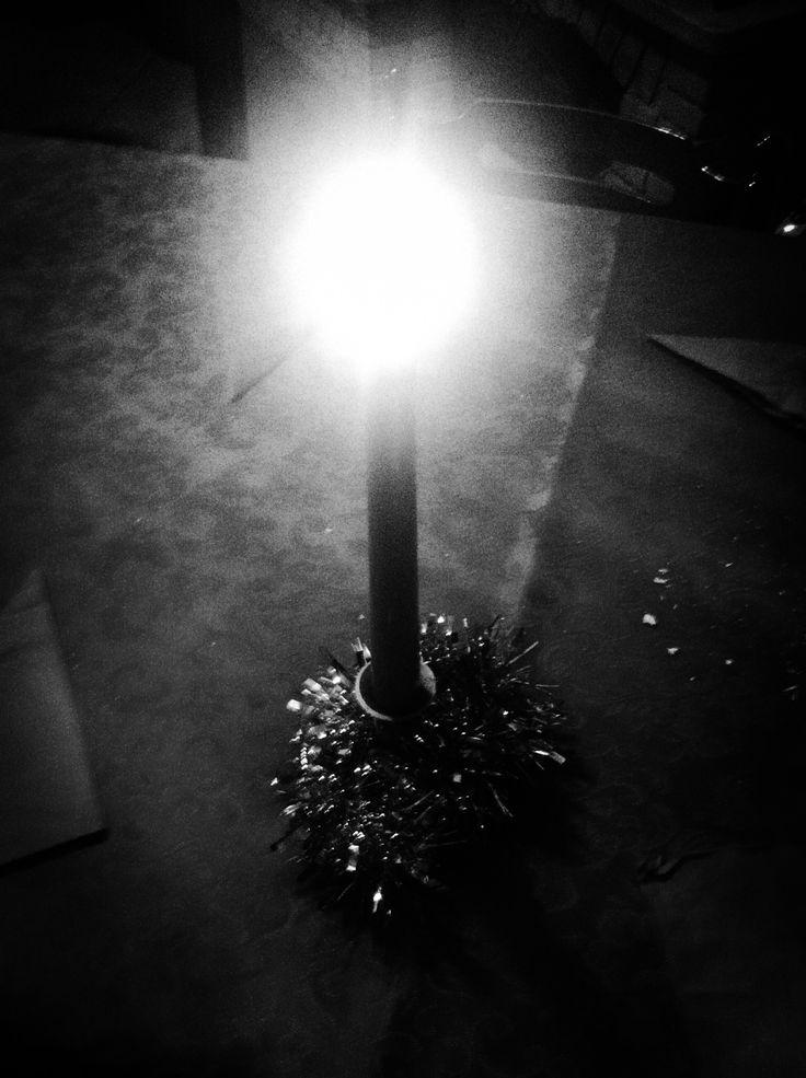 #Candle #Fire #Chrismas