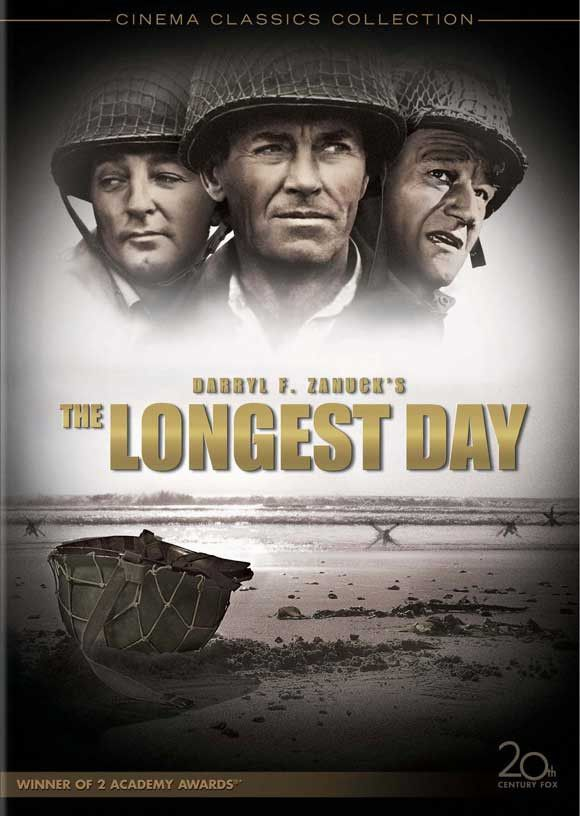 The Longest Day 27x40 Movie Poster (1962)