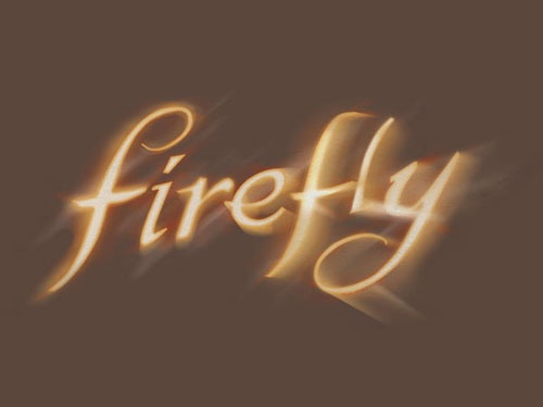Firefly Logo T-Shirt
