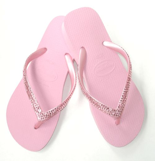 gotta have pink flip flops